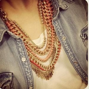 stella and dot Jewelry - HOST PICK! Stella and Dot Carmen Necklace