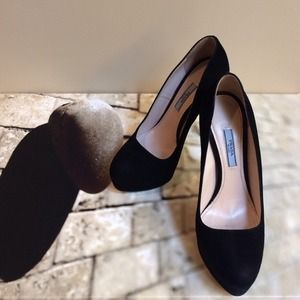 Prada Shoes - Prada Platform Pumps