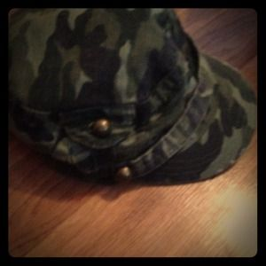 Army Hat.