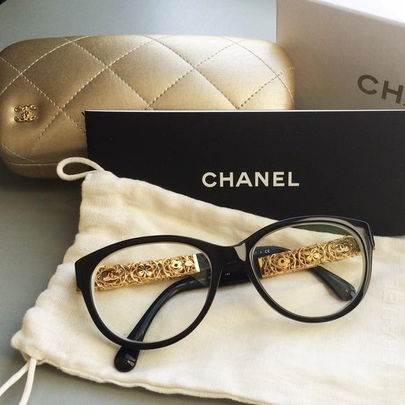 Chanel Prescription Frames