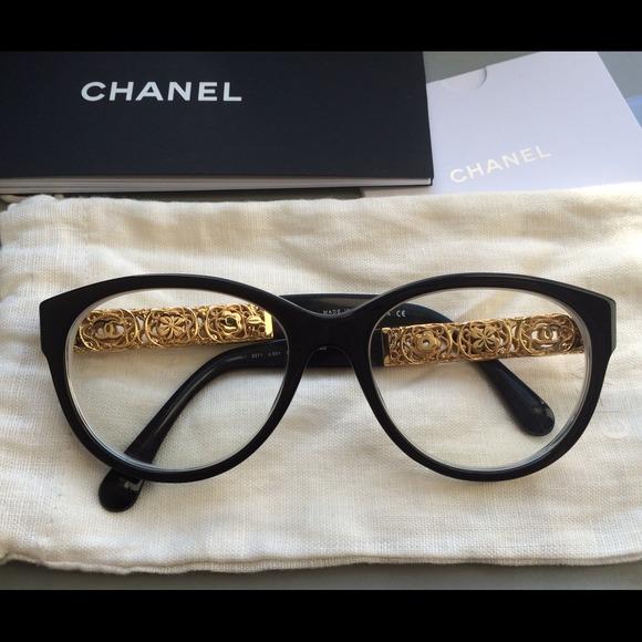 21% off CHANEL Accessories - CHANEL Glasses - Bijoux ...
