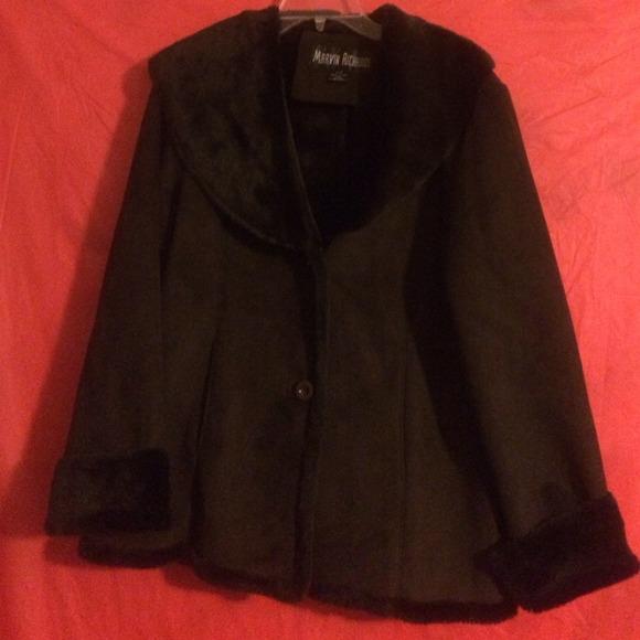 good out x factory price the best attitude Marvi Richards Jackets & Coats | Marvin Richards Coat New | Poshmark