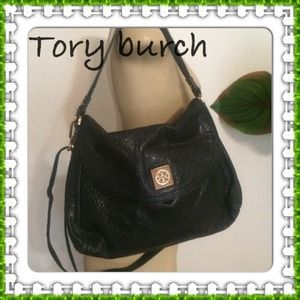 Tory burch satchel/ shoulder bag