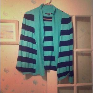Jackets & Blazers - Adorable f21 sweater/jacket