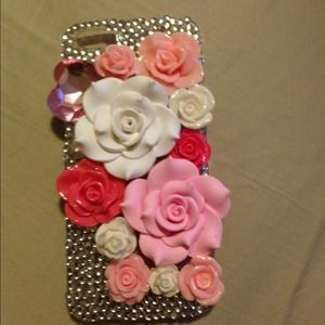 Iphone5 handmade cell phone case