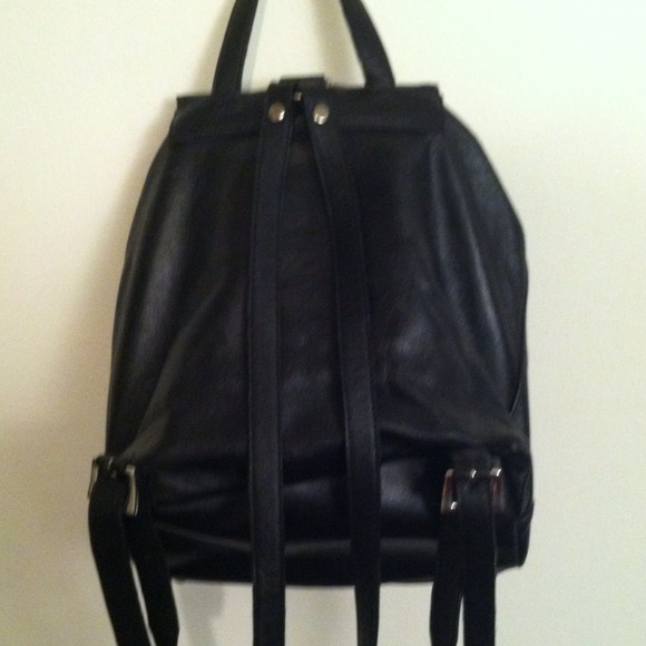 prada diaper bags on sale - Prada - Traded Leather Prada backpack and Vera wang wedges from ...