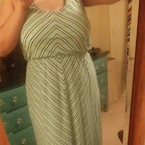 Dresses & Skirts - Mint maxi dress