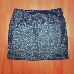 GAP Sequins Skirt