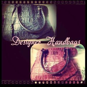 Handbags - SOLD! Blue LaTerre HANDBAG