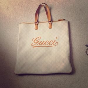 Authentic Gucci purse/tote