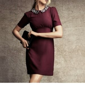 H&M Dresses & Skirts - H&M embellished collared dress