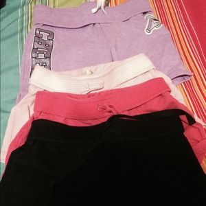 Girls size 8 cotton shorts.