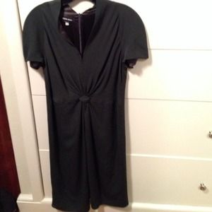 Giorgio Armani Dresses & Skirts - Gorgeous Forest Green Dress By Armani! REDUCED!