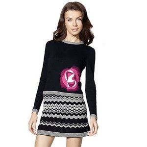 Missoni Sweaters - Missoni Intarsia Rose Sweater