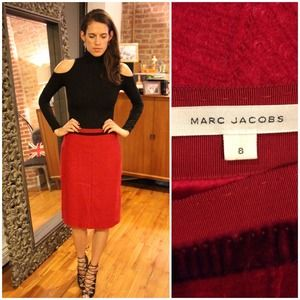 Marc Jacobs Dresses & Skirts - 🎉2XHP🎉 Marc Jacobs Pink Fit & Flare Pencil Skirt