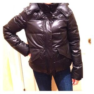 All Saints puffer jacket