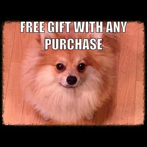 Other - Free gift with any purchase