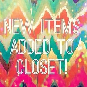 Accessories - BRAND NEW clothing to clothing ONLY WORN ONCE!