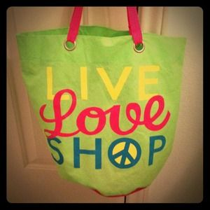 Old Navy shopping bag :)