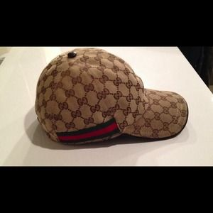 Gucci Monogram Hat