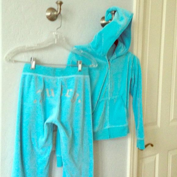 9ddf5371fbc0 Juicy Couture Outerwear - Juicy velour jumpsuit
