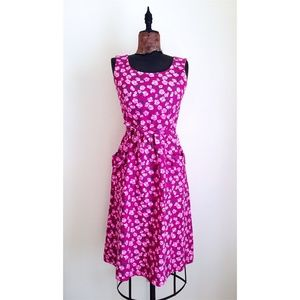 1960s vintage Malia Honolulu dress