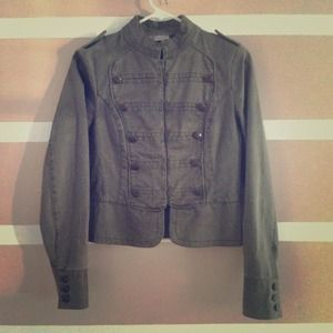 💢SOLD💢military style jacket 💚