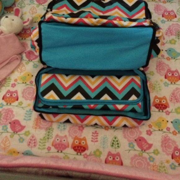 Bags - Baya diaper bag
