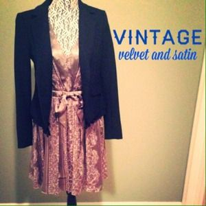 Jessica Simpson Dresses & Skirts - Jessica Simpson Vintage Look Dress