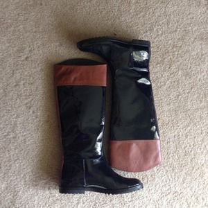 Zara Shoes - Zara Tall Rain Boots