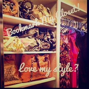 Love my style and listings? Bookmark my closet!