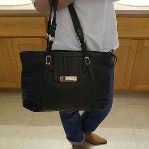 New Sak brown leather bag
