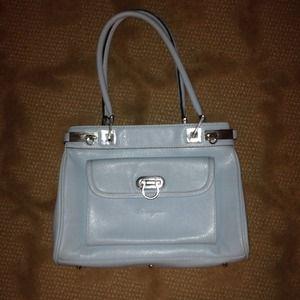 43% off Handbags - NWOT-Powder blue handbag 👜 from Caroline's ...