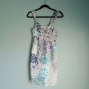 Old Navy | Geo-Floral Sun Dress