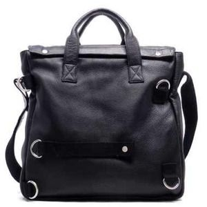 Genuine Leather Tote Bag
