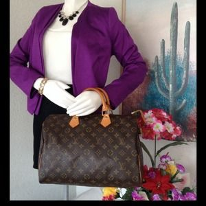 ❌No longer avail % Auth Louis Vuitton Speedy 35