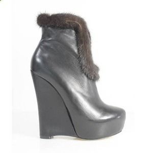 Alejandro Ingelmo Shoes - 🎉HP🎉Alejandro Ingelmo 'Anya' Crosby Wedge Bootie