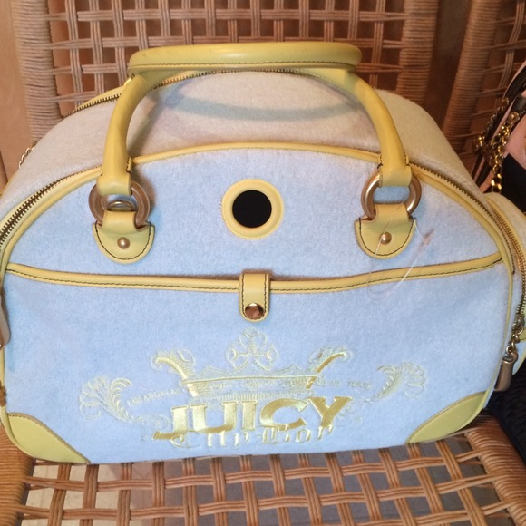 65 Off Juicy Couture Handbags 🐶👜 Juicy Couture Large