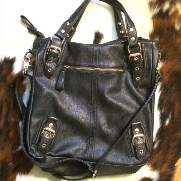 4279f37e88 Urban Outfitters Bags | Deena Ozzy Black Bag | Poshmark