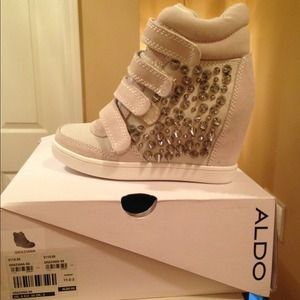 ALDO Shoes - Wedge sneakers