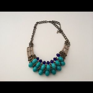 Charlotte Russe Accessories - Charlotte Russe statement necklace