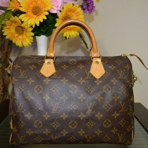 ❌No longer avail % Auth Louis Vuitton Speedy 30