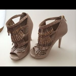 ALDO Shoes - ❌❌Sold***Aldo fringe heels❌❌