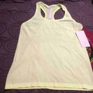 Lululemon Run Swiftly Racerback tank