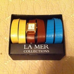 La mer limited edition watch collection