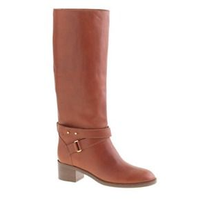 J. Crew Parker Boot - Chester Brown.