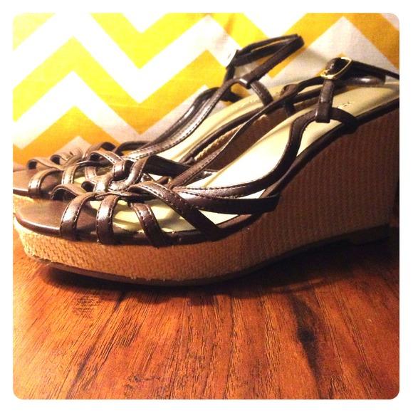 36 xhilaration shoes xhilaration wedges from