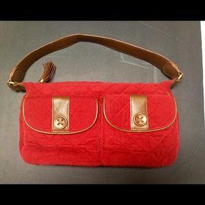 Beautiful Unique Vera Bradley Bag - Like New!!