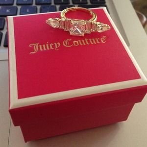 Juicy Couture Jewelry - Juicy Couture Ring