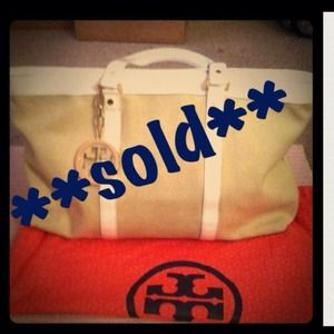 Authentic Tory Burch Jane bag REDUCED